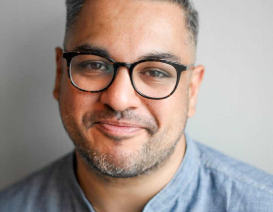 24th October 2018: Writing and Persistence with Nikesh Shukla
