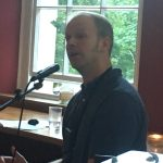 Review of Tyler Keevil's talk, Music & The Muse by Amanda Read