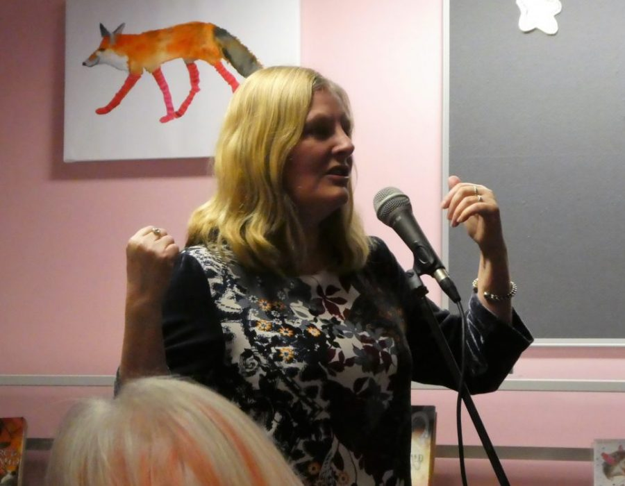 14th November Bristol. Poetry and the novel with Lucy English