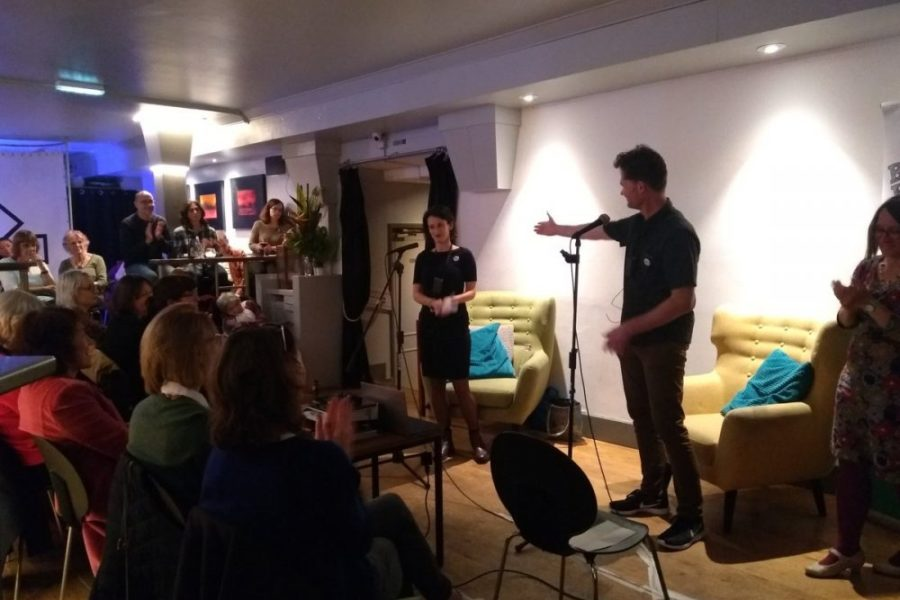 January 15th Open Mic and Social Bristol