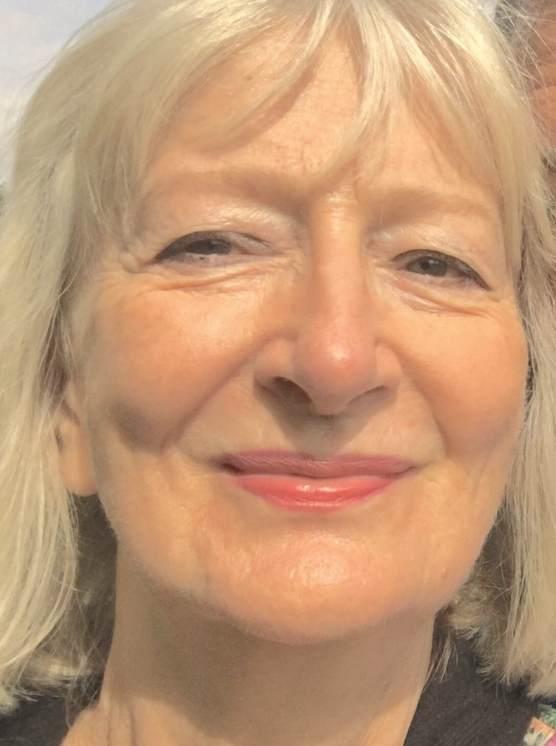 12th April 2019 Maggie Gee in Conversation