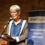 Su Bristow reading from Sealskin at Novel Nights Exeter