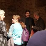 Auhtor's at last months event in Exeter