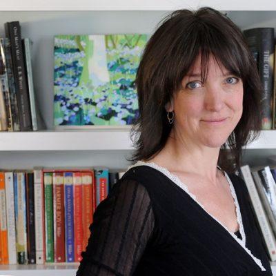Image of creative writing tutor, Susan Elderkin