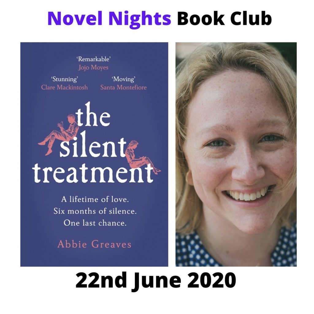 Image of Book Cover The Silent Treatment and Abbie Greaves