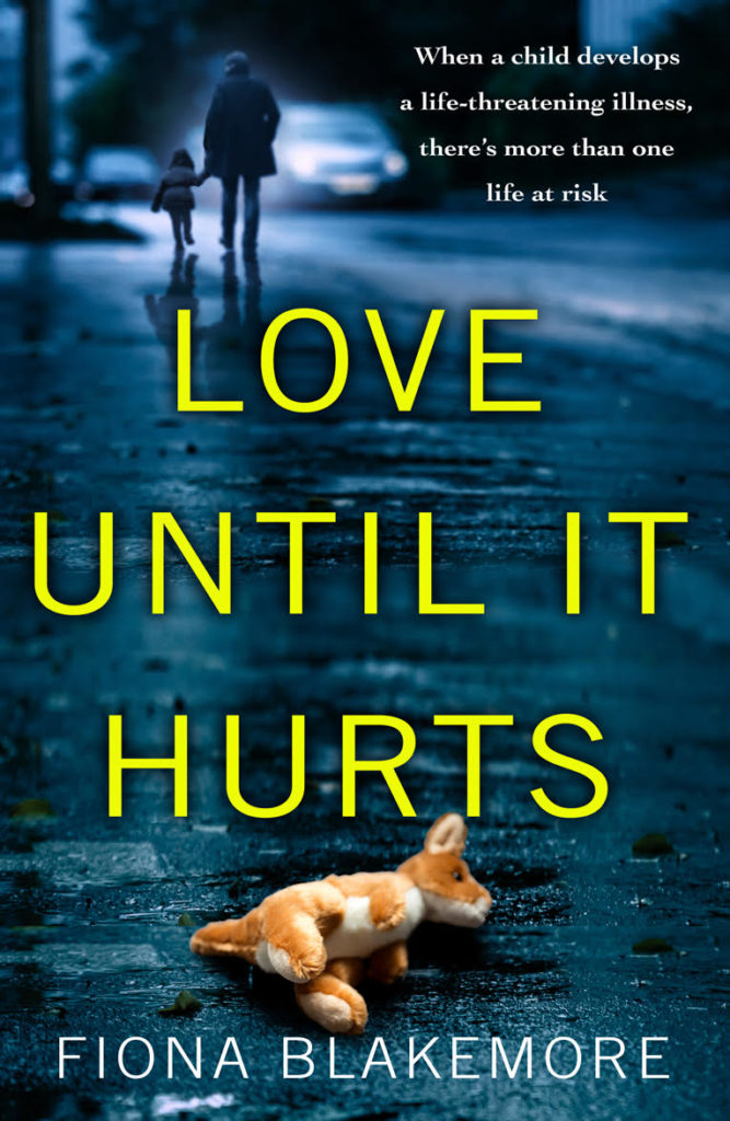 Love until it hurts book cover
