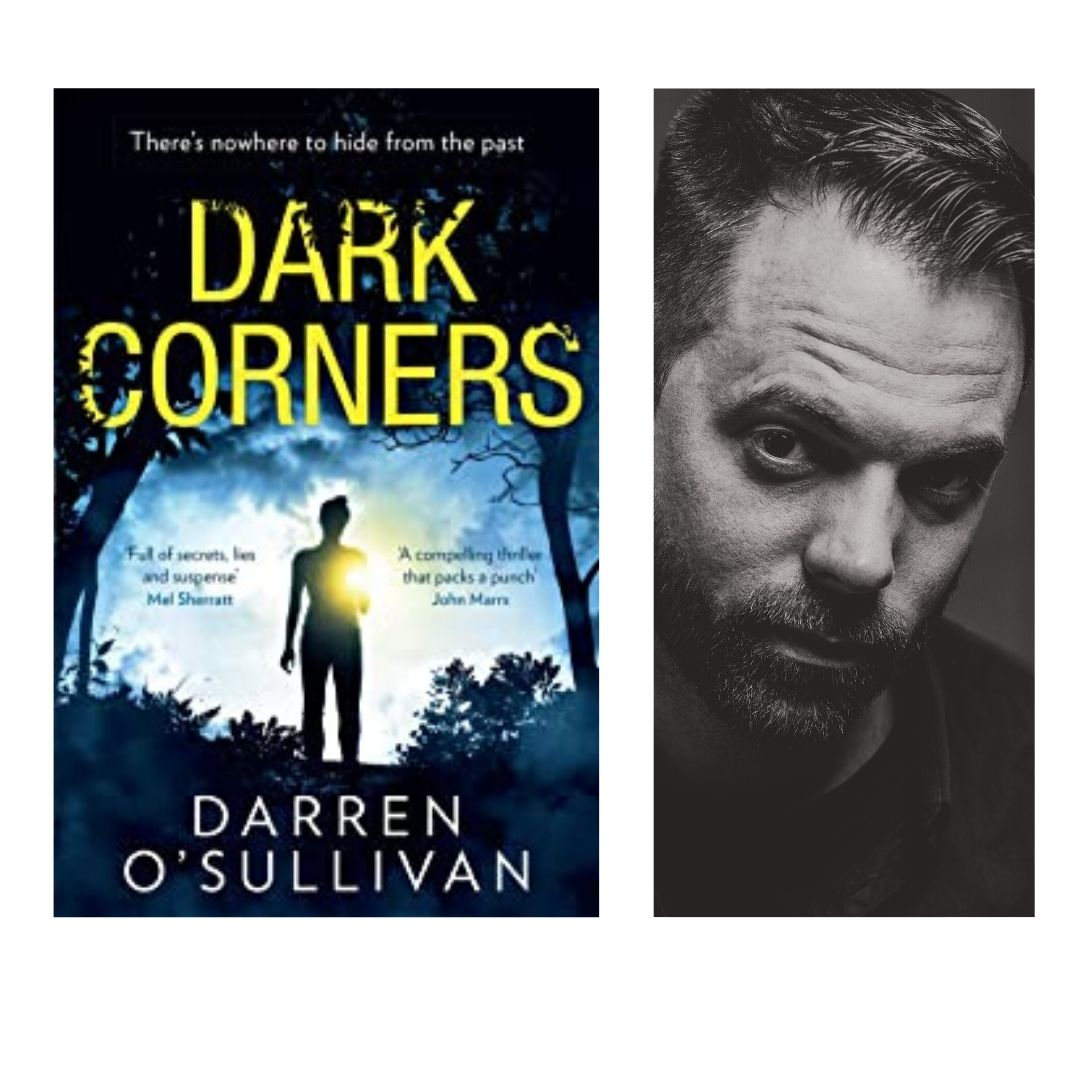 book cover of Darren O'Sullivan's Dark Corners