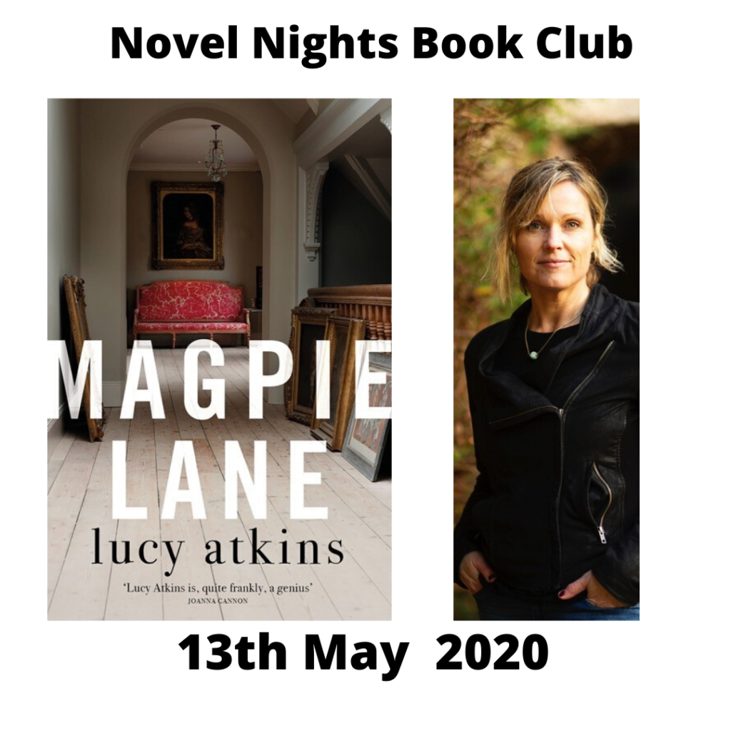 Cover image of Magpie Lane