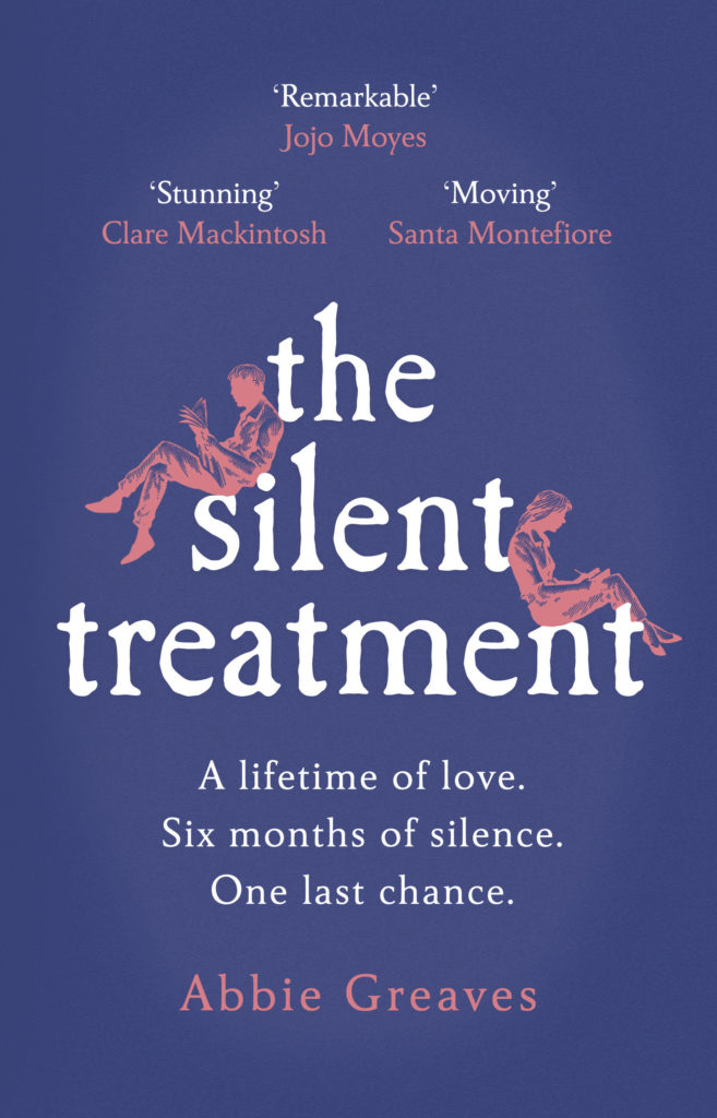 Book cover The Silent Treatment