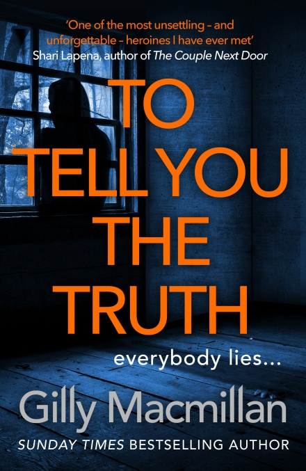 Book cover To Tell You The Truth