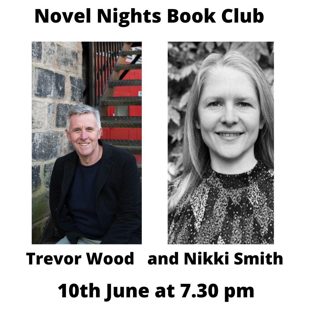 Author images of Trevor Wood and Nikki SMith