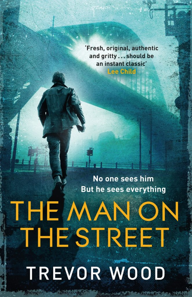 Book Cover The Man On The Street