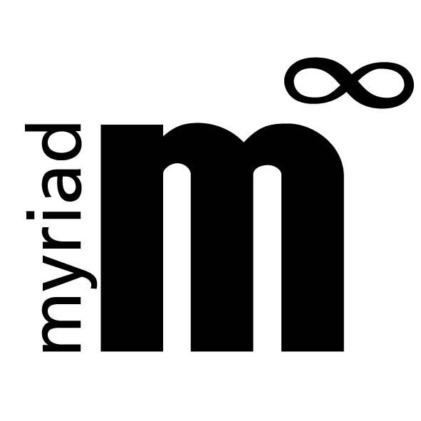 Myriad Editions Logo