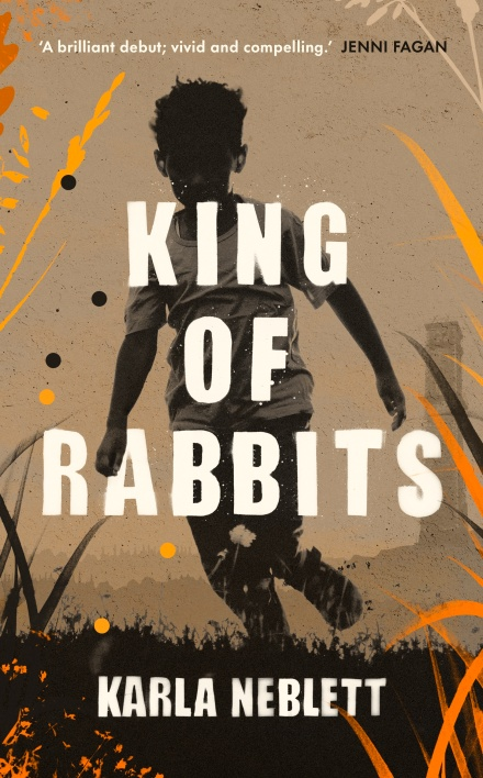 King of Rabbits by Karla Neblett