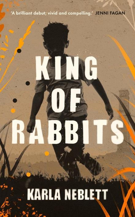 King of Rabbits by Karla Neblett