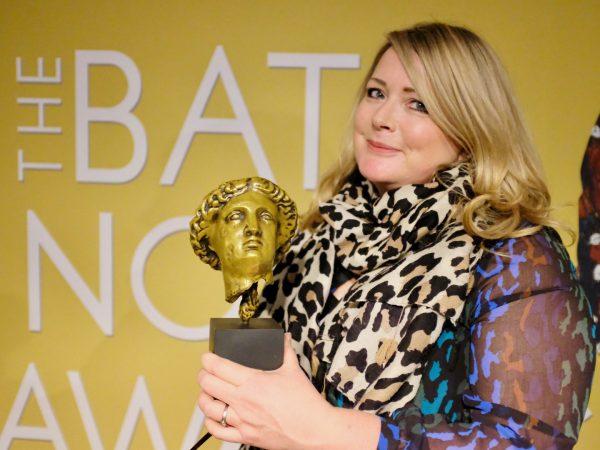 Caroline Ambrose, Bath Novel Award